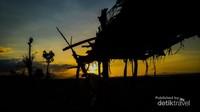 Rona Senja di Alue Naga, Banda Aceh