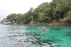 Pesona Bawah Laut Pulau Weh di Aceh