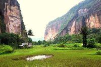 Pesona Lembah Harau, Tak Lekang Dimakan Zaman