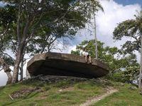 Melihat Peninggalan Perang Dunia II di Pantai Anoi Itam, Aceh