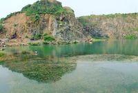 Libur Weekend ke Bogor: Mampir ke Danau Quarry