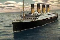 Akan Dibuat Replika Kapal Titanic