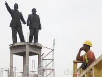 Lokasi Baru Patung Soekarno - Hatta