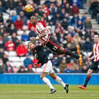 Sunderland Tekuk Manchester United 2-1