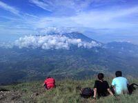 Gunung Penanggungan, Miniatur Semeru di Jawa Timur