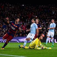 Suarez Hat-trick, Barca Gilas Celta 6-1