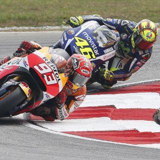 Rossi vs Marquez Takkan seperti Senna vs Prost
