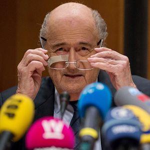 Blatter Banding ke CAS