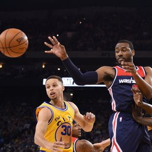 Warriors Kalahkan Wizards, Thunder Ditekuk Pistons