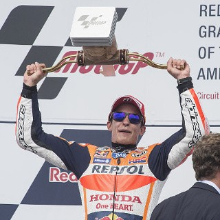 Besarnya Tantangan Marquez untuk Lanjutkan Hasil Oke di Austin