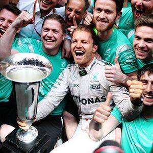 Hat-trick di Awal Musim, Rosberg Tetap Kalem