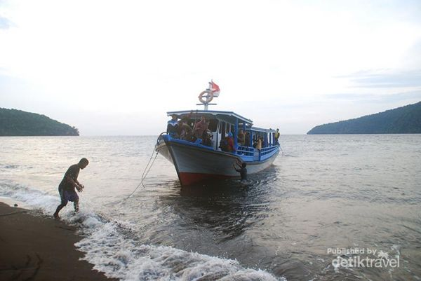 Ketika Gunung Anak Krakatau Satukan Traveler Banten Dan Lampung