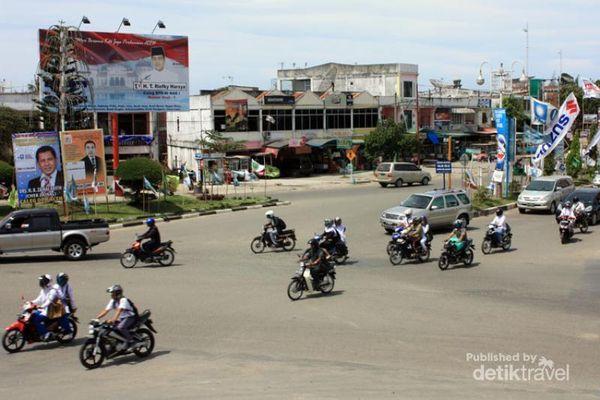 Cuma Di Aceh, Semua Sepeda Motor Adalah Honda