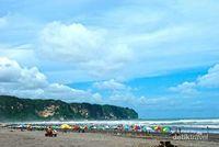 Parangtritis, Pantai Paling Legendaris di Bantul