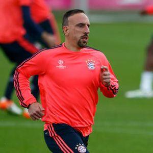 Ribery Bisa Dimainkan Lawan Atletico