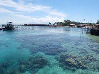 Yang Ajaib di Derawan, Banyak Sumber Air Tawar