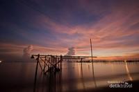 Sunrise dan Sunset Indah di Tangerang