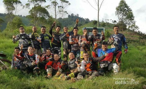 Jelajah Bandung Seru, Naik Motorcross!