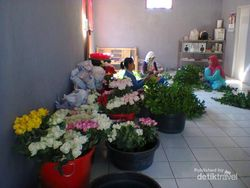 Liburan yang Berbunga-bunga ke Lembang