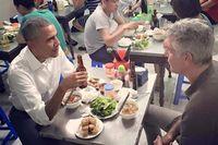 Seperti Obama, Coba Makan Bun Cha Saat ke Vietnam