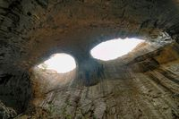Penampakan Mata Dewa di Bulgaria
