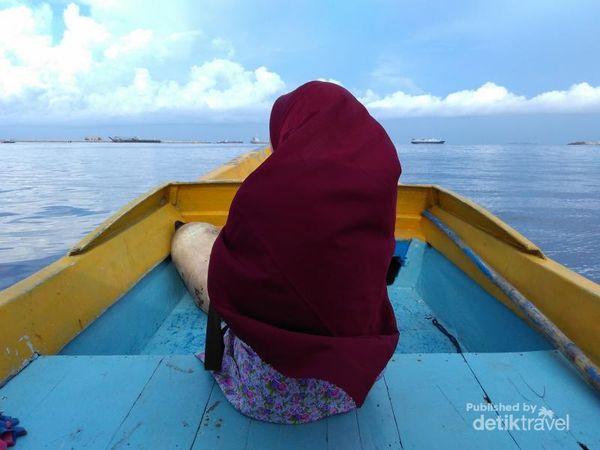 Menikmati Eksotisme Pulau Samalona
