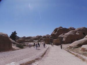 Menemukan Kota Hilang Petra di Yordania