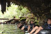 Foto-foto Menjelajahi Gua Pindul