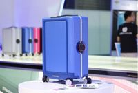 Canggih! Koper Robot yang Bisa Ikuti Traveler Layaknya Peliharaan