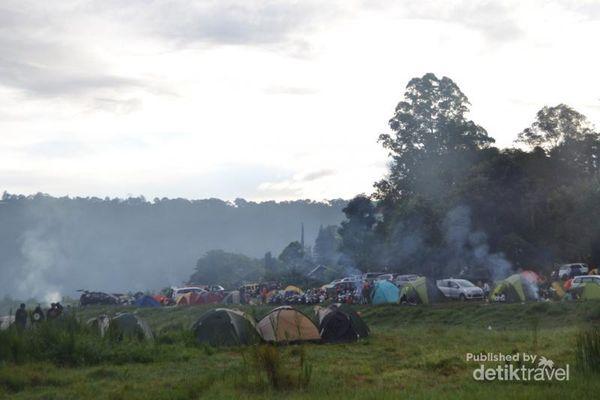 Ide Weekend: Kemping Di Danau Buyan, Bali