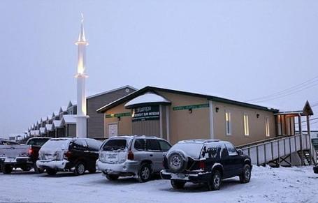 Sambut Ramadan Dengan Kisah 2 Masjid Di Kutub Utara