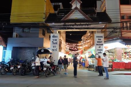 Chiang Rai Night Bazaar, Satu Lagi Tempat Belanja Murah Di Thailand