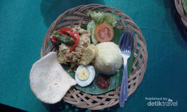 Ide Kuliner Buka Puasa Di Cirebon: Nasi Bogana