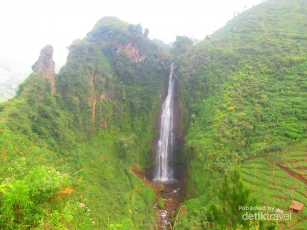 Air Terjun Surodipo, Keindahan Dari Temanggung