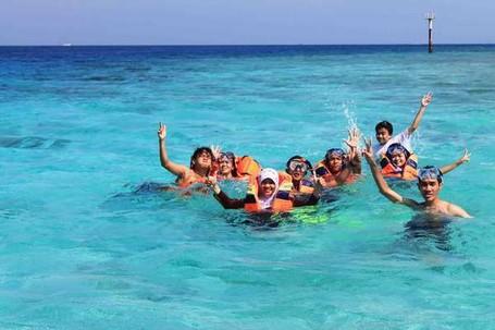 Ketika Kepulauan Seribu Kebanjiran Wisatawan