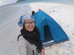 Liburan ke Batam, Asyiknya Main ke Pulau Panjang