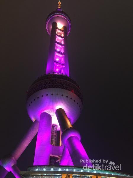 Pengalaman Berkesan Menikmati Keindahan Kota Shanghai