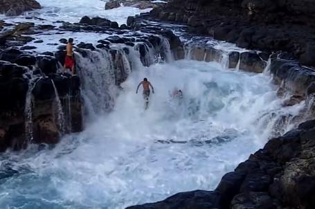 Begini Ngerinya 'Kolam Kematian' Di Hawaii