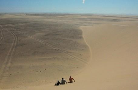 Wisata Ke Pantai Tengkorak Di Namibia Seharga Rp 91 Juta