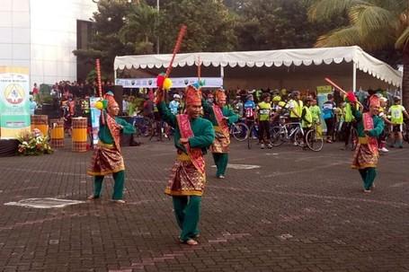 Tari Rumang Rameng Khas Sumbawa Pukau Masyarakat Jakarta