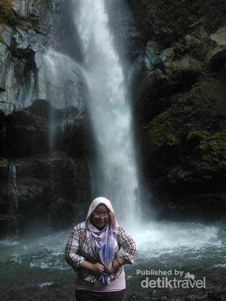 Air Terjun Yang Konon Bersuara Gamelan Jawa
