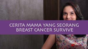 Cerita Chelsea Islan Soal Ibunya Pernah Jadi Penderita Kanker