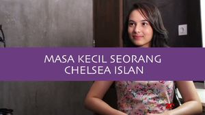 Masa Kecil Seorang Chelsea Islan