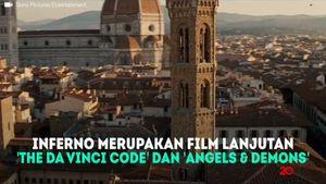 Wawancara Eksklusif detikHot dengan Tom Hanks soal Film Inferno