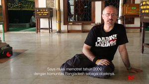 Cerita Stefano Menjadi Mualaf : Berawal dari Foto Berlanjut ke Syahadat