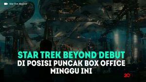 Star Trek Beyond Berjaya, Ice Age Melempem di Box Office