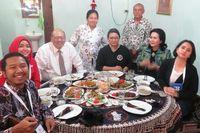 Menlu, Food Diplomacy & Wisata Kuliner Indonesia di Laos