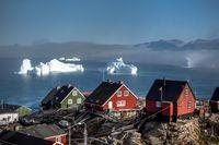 Seperti Inilah Kehidupan Terpencil di Greenland