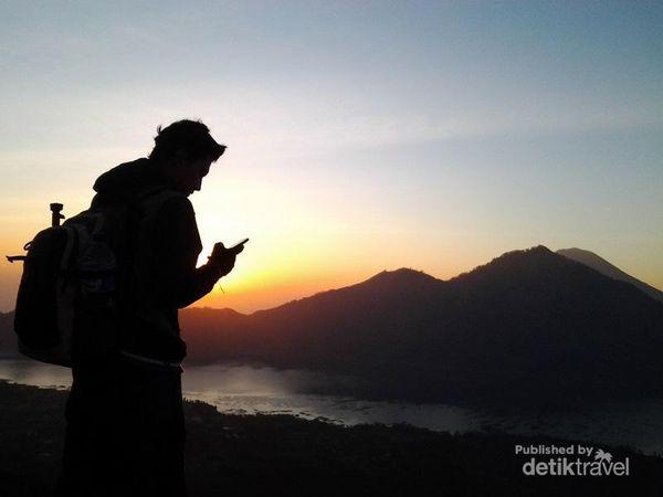 Mendaki Batur Dan Melihat Sunrise Terindah Di Bali