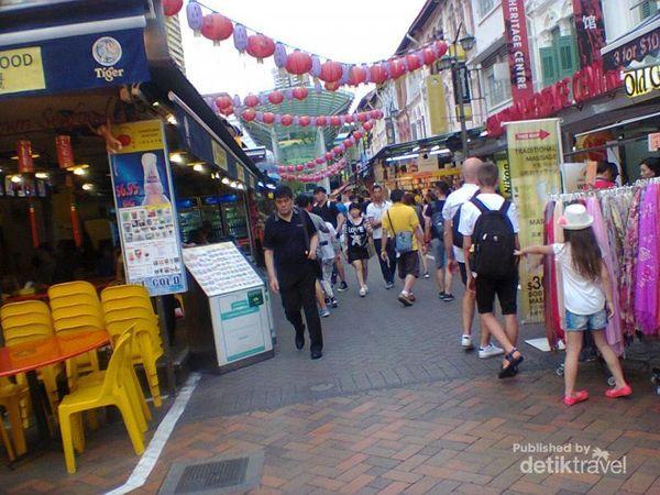 Belanja Oleh-oleh Murah Di Singapura, Ini Tempatnya